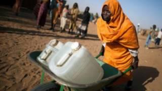 Wata mata a yankin Darfur