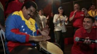 Maduro em campanha