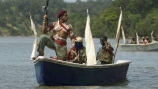 Masu fafutika a yankin Niger Delta Najeriya