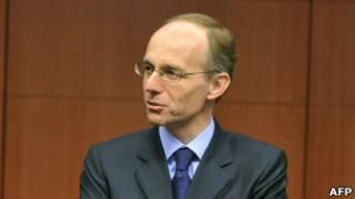 Министр финансов Люксембурга Люк Фриден