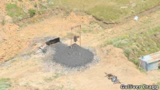 Нелегальная шахта на Украине