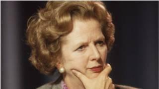 Cựu Thủ tướng Anh, bà Margaret Thatcher