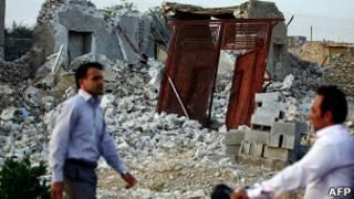 El terremoto en Shanbeh, Bushehr