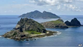 Спорные острова в Японском море