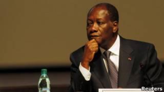 Shugaba Alassane Ouattara