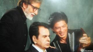 دلیپ کمار، امیتابھ بچن اور شاہ رخ خان