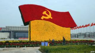 Trang trí cờ hoa ở Hà Nội