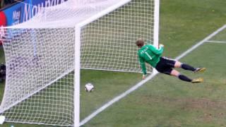 partido del mundial de 2010