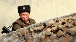 उत्तर कोरियाई सैनिक