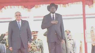 Rais Omar al-Bashir na Salva Kiir