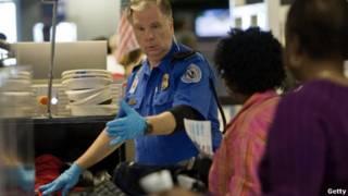 Aeropuertos en EEUU