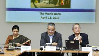 World Bank report launch