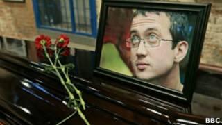 Похороны Александра Долматова