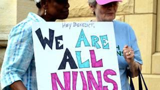 Campaña de apoyo a las monjas en EE.UU. Foto gentileza cta