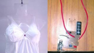 SHE (Society Harnessing Equipment) sütyeni