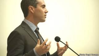 Phó Trợ lý Ngoại trưởng Hoa Kỳ Dan Baer