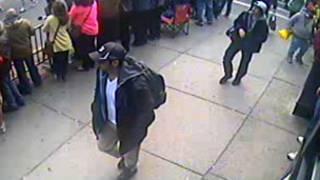 مظنونان در حمله بوستون