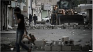 bahrain clash