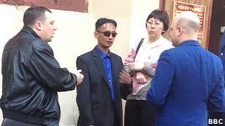 Одн Букаев, Далила Бальжинимаева, Михаил Резниченко,