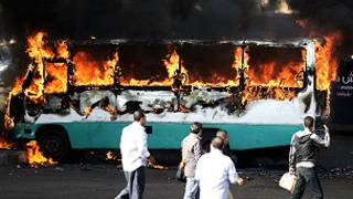 Violencia en El Cairo