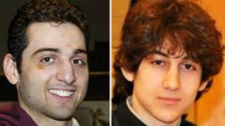 Hai anh em Tsarnaev