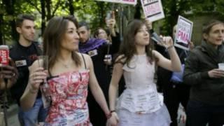 قانون زواج المثليين في فرنسا