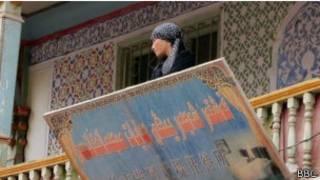 Уйгурский дом