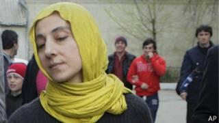 Madre de los hermanos Tsarnaev