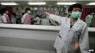 Bệnh viện ở Đài Loan