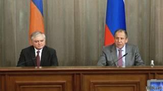 Lavrov və Nalbandyan