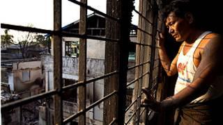Rohinga Refugees in Burma