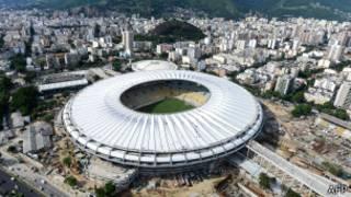 Maracanã / AFP