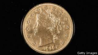 Пять центов 1913 года