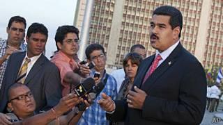 Maduro em entrevista