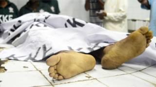 فائل فوٹو، کراچی میں ہلاکتیں