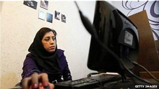 internet en Irán