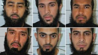 Terör zanlısı militanlar