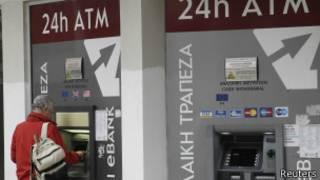 Банкоматы на Кипре