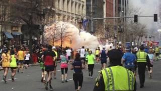 تفجيرا بوسطن