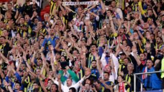 Fenerbahçe taraftarları
