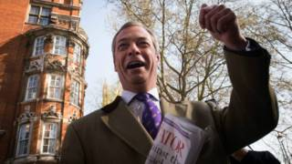 英國脫歐後續:獨立黨領袖法拉奇宣佈辭職