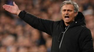 Jose Morinho, l'entraineur de Chelsea