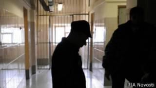 Заключенный тюрьмы