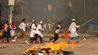Bạo loạn ở Dhaka