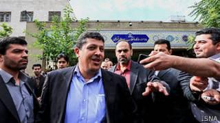 مهدی هاشمی، فرزند اکبر هاشمی رفسنجانی