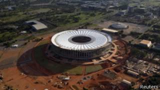 استادیوم ورزشی در برازیلیا