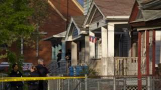 این سه زن جوان در این خانه نگه داشته میشدند که نجات یافتند