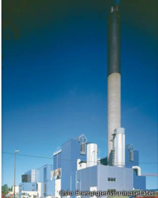 Planta incineradora de Waste to Energy de Brobekk, en Oslo