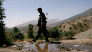 PKK'lı militanlar çekiliyor