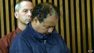 Ариэль Кастро в суде